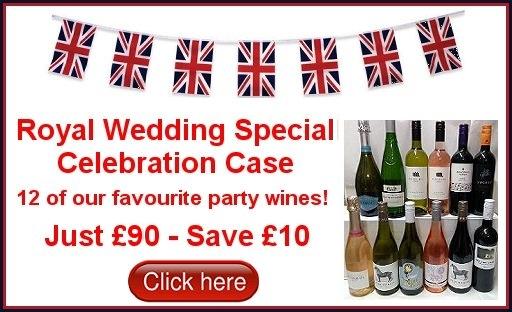 Royal Wedding Celebration Case
